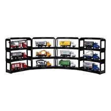 Details About Magideal Plastic Cars Display Stand Support For 1 64 Toys Model Cars Shelf