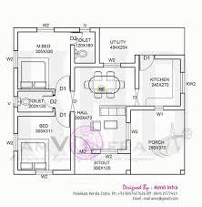 1200 sq ft house plans 3 bedroom kerala style awesome 1300 sq ft house plans 1000