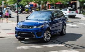Coupe Series bmw x5 vs range rover sport : Land Rover Range Rover Sport SVR with Performance Tires - Solution ...