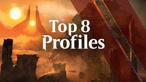 Top 8 Profiles | MAGIC: THE GATHERING