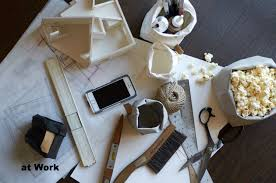 architect office supplies. Architect/designer Using Our Sacs To Hold Snacks, Paint And Office Supplies. Architect Supplies