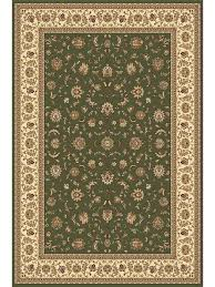 oriental fl turkish rug green cream 2945a green cream