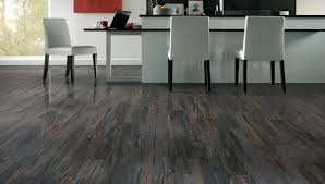 enchanting dark vinyl plank flooring with white cozy