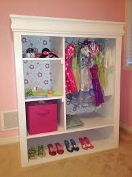 furniture for girl room. dress up closet for a little girls bedroom diy convert an old piece of furniture girl room