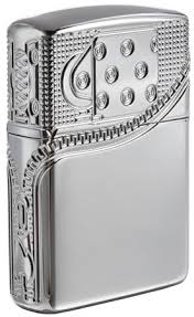 <b>Зажигалка Zippo Armor</b>® с покрытием High Polish Chrome, 29674 ...