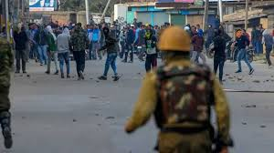 Kashmir Police Officer Accuses Security Forces Of Vandalism In