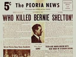 Bernie Shelton     nwitimes.com