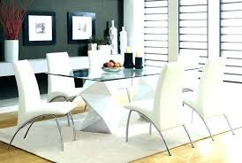 large size of large round glass dining table seats 8 tables and chairs extra room modern