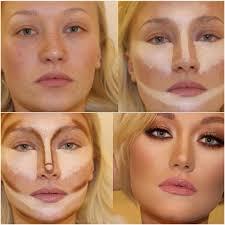 What Is Light Skin Couture Light Skin Fair Skin Makeup Contour Makeup Face
