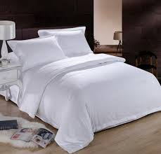 china supplier high luxury hotel bed linen cotton collection china bedding set bed sheet
