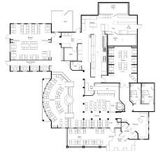 Kitchen Floor Plans Designs Giovanni Italian Restaurant Floor Plan Case Study Pinterest