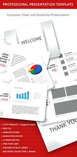 Professional Animated Power Point Template High Quality Presentation ...