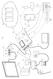 US08849471 20140930 D00001 patent us8849471 systems, devices and methods for electricity on electrical fuse box in the fridge