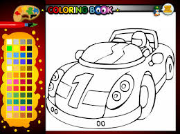 Small Picture Race Car Coloring Pages For Kids Race Car Coloring Pages YouTube
