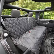 Plush Paws Products Pet Car Seat Cover Regular - Black - Walmart.com &  Adamdwight.com