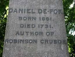 「Daniel Defoe,」の画像検索結果