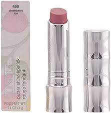 Colour Surge Butter Shine Lipstick by <b>Clinique</b> 456 <b>Strawberry Ice</b> 4g