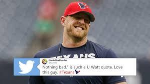 And, speaking of streaking, it seems j.j. Jj Watt Described A Brutal Injury He Played Through Like It Was Nothing Article Bardown