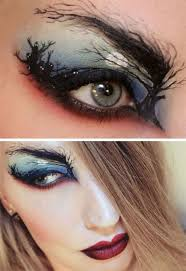 15 y zombie eye make up looks
