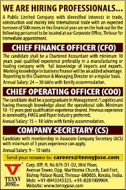 Opportunity Hindu Paper Jobs India Careers Business Development