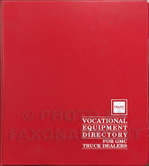 1990 gmc s15 pickup jimmy wiring diagram manual original 1990 gmc truck vocational special equipment dealer album 129 00