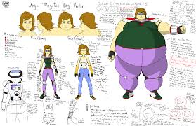 megaton meg original character 1 by roboborb