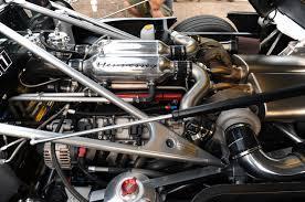 Hennessey Venom GT Engine - Top 50 Whips