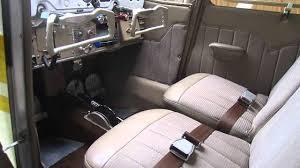 1954 cessna 180 n2417c interior 1