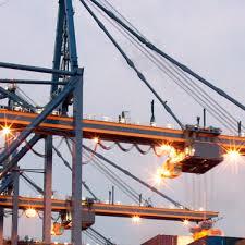 Noell Design Group Konecranes Noell Ship To Shore Cranes Konecranes