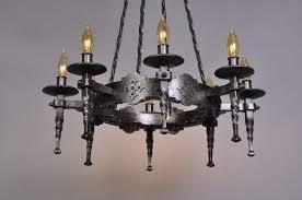 spanish revival lights
