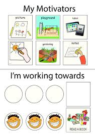 Im Working Towards Reward Chart Motivate Students Using A