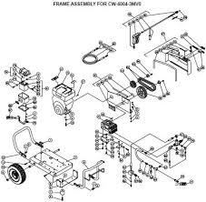 mi t m pressure washer diagram schematic all about repair and mi t m pressure washer diagram schematic air pressor user manual likewise mi t m cw 4004