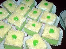 Sponge Cake Pandan Keju Mamayo