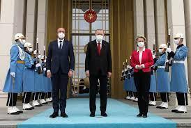 Positive agenda at center of Turkey, EU reconciliation roadmap