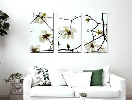 magnolia wall decor for sale plate design three piece art extraordinary panel gallery wrapped canvas white on panel wall art review with magnolia wall decor for sale plate design three piece art