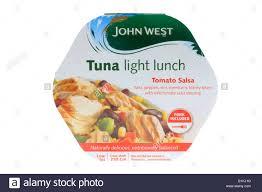 John West Mediterranean Tuna Light Lunch John West Light Lunch Pre Stock Photos John West Light