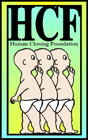 snowy s color logo of babies for the human cloning foundation  beautiful logos created for the human cloning foundation by snowy norcable mira net feel to use this color logo in your lectures essays