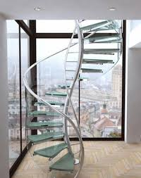 Best Spiral Staircase Modern Spiral Staircases With Flashing Trim Disco Wall Decoration