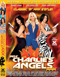 Charlie s Angels porn parody. That s funny shit. Funny Porn.
