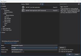Build a Basic Website with ASP.NET MVC and Angular | Okta Developer