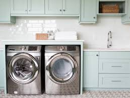 Laundry room office design blue wall Best Color Collect This Idea Laundry Freshomecom Laundry Room Ideas Freshomecom
