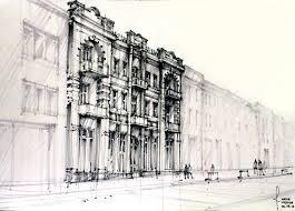 modern architectural sketches. Interesting Architectural Modern Architecture Sketches  Artur Stpniak Gallery On Architectural Sketches I
