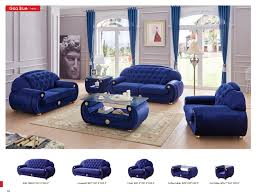 living room furniture sofas loveseats and chairs giza fabric in dark blue
