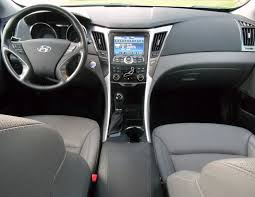 hyundai sonata 2013 interior. with the battery in trunk passenger volume is maintained at 1038 cubic feet like hyundai gaspowered sedan sonata interior 2013 t