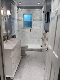 Bathroom  Neutral Bathroom Colors Wooden Frame Mirror Bathroom Neutral Bathroom Colors