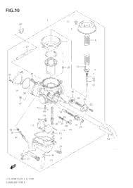2007 suzuki ozark lt f250 oem parts babbitts suzuki partshouse carburetor