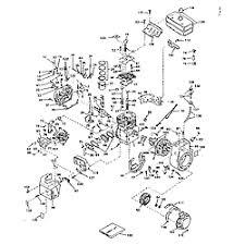 tecumseh engine parts model hmsk80155144c sears partsdirect basic engine