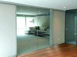 office sliding door. Exellent Sliding Large Sliding Doors For Office Glass Loft Dividers  Inside Office Sliding Door D