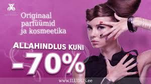 Kosmeetika e- pood ilusalong Instagram photos and
