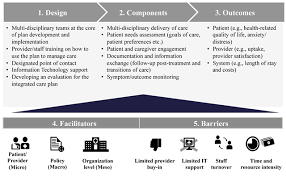 Integrated Care Planning For Cancer Patients A Scoping Review